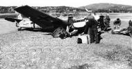 Asisbiz Messerschmitt Bf 109E3 5.JG77 Black x Rudolf Schmidt WNr 0833 Vaernes Norway 26th Sep 1940 02
