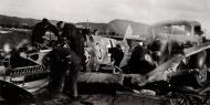 Asisbiz Messerschmitt Bf 109E4 5.JG77 Black 3 Erich Friedrich WNr 5262 Vaernes Norway 13th Sep 1940 03