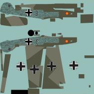 Asisbiz COD asisbiz Bf 109E4 2.JG1 Black 1 Heinz Knoke Lilo Holland Aug 1940