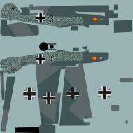 Asisbiz COD asisbiz Bf 109E4 2.JG1 Black 1 Heinz Knoke Lilo Holland Aug 1941