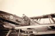 Asisbiz Messerschmitt Bf 109E1 2.JG1 White 11 Lisl Katwijk Holland Aug 1941 01