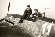 Asisbiz Messerschmitt Bf 109E1 2.JG1 White 11 Lisl Katwijk Holland Aug 1941 02