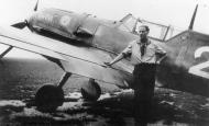 Asisbiz Messerschmitt Bf 109E3 2.JG1 White 2 Friedel pilot Hans Gerd Wennekers Katwijk 1941 01