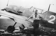 Asisbiz Messerschmitt Bf 109E3 2.JG1 White 2 Friedel pilot Hans Gerd Wennekers Katwijk 1941 02