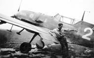 Asisbiz Messerschmitt Bf 109E3 2.JG1 White 2 Friedel pilot Hans Gerd Wennekers Katwijk 1941 03