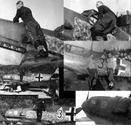 Asisbiz Messerschmitt Bf 109E4 2.JG1 Black 1 Katwijk Holland Aug 1941 01