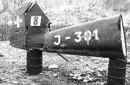 Asisbiz Messerschmitt Bf 109D1 Swiss J301 WNr 2297 tail section Switzerland 01