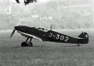 Asisbiz Messerschmitt Bf 109D1 Swiss J302 WNr 2299 Dubendorf spring 1939 01