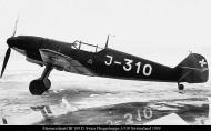 Asisbiz Messerschmitt Bf 109D1 Swiss J309 WNr 2304 Switzerland 1939 01
