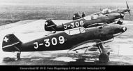 Asisbiz Messerschmitt Bf 109D1 Swiss J309 WNr 2304 and J306 Switzerland 1939 01