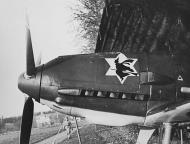 Asisbiz Messerschmitt Bf 109E3 Swiss Cpav6 J318 WNr 2166 featuring the witch on broomstick emblem Switzerland 01