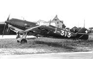 Asisbiz Messerschmitt Bf 109E3 Swiss Flieger Kompagnie FlKp21 J313 WNr 2161 Switzerland 02