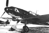 Asisbiz Messerschmitt Bf 109E3 Swiss Fliegertruppe J336 and J34 01