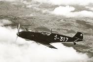 Asisbiz Messerschmitt Bf 109E3 Swiss J317 WNr 2165 Switzerland 01