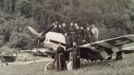 Asisbiz Messerschmitt Bf 109E3 Swiss J325 Switzerland 01