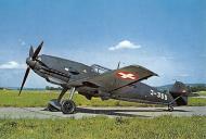 Asisbiz Messerschmitt Bf 109E3 Swiss J355 WNr 2422 Dubendorf museum Switzerland 01