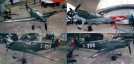 Asisbiz Messerschmitt Bf 109E3 Swiss J355 WNr 2422 Dubendorf museum Switzerland 03