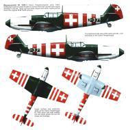 Asisbiz Messerschmitt Bf 109E3 Swiss J371 Switzerland 1940 0A