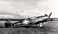 Asisbiz Messerschmitt Bf 109E3 Swiss J381 WNr 2373 Switzerland 01