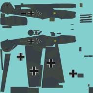 Asisbiz COD asisbiz Bf 109E1 Stab II.ZG1 (+ Otto Hintze WNr 2668 Przasnysz Poland Sep 1939