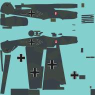 Asisbiz COD asisbiz Bf 109E1 Stab II.ZG1 Erwin Bacsila (temp JG101) Furstenwalde Sep 1939