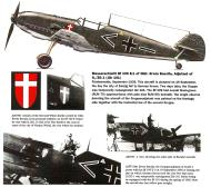 Asisbiz Messerschmitt Bf 109E1 Stab II.ZG1 flown by Adjutant Erwin Bacsila Furstenwalde 1939 0B