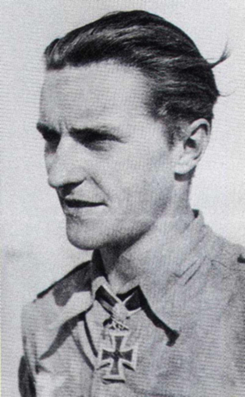 Aircrew Luftwaffe JG27 ace Hans Joachim Marseille 1941 01