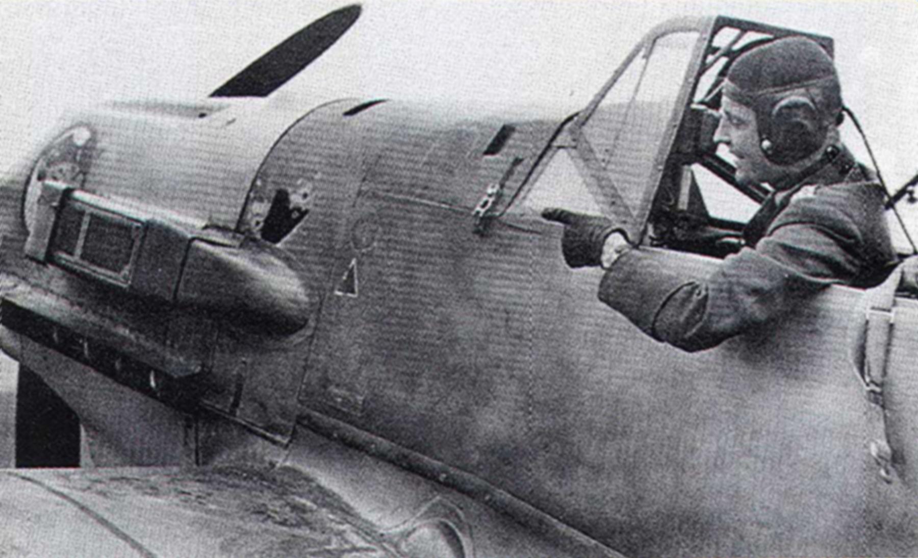 Aircrew Luftwaffe legend JG27 Hans Joachim Marseille 04