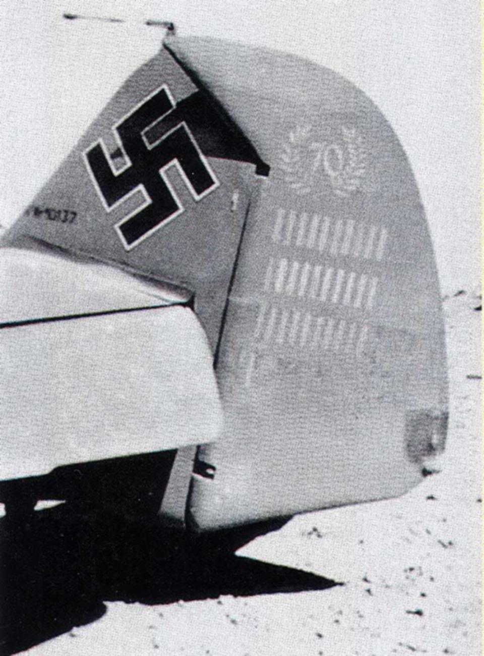 Messerschmitt Bf 109F4Trop 3.JG27 Yellow 14 Hans Joachim Marseille WNr 10137 Africa 21st June 1942 03