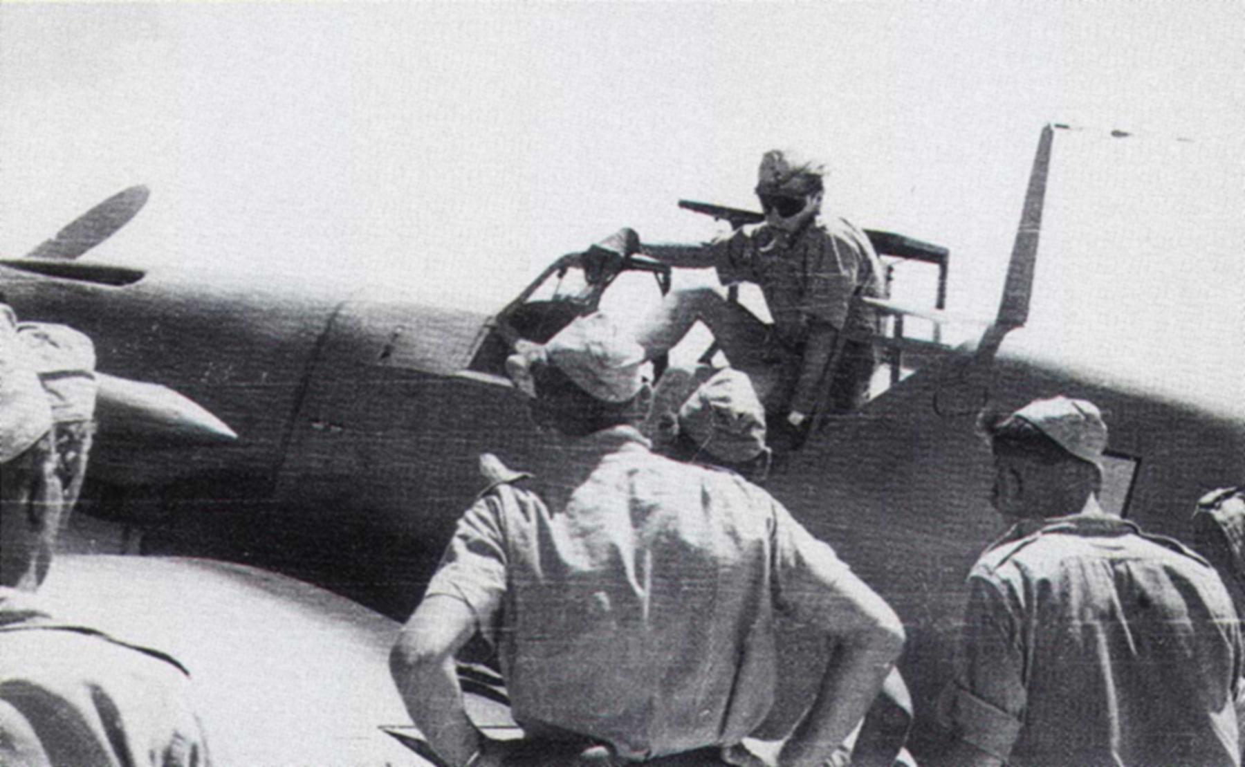 Messerschmitt Bf 109F4Trop 3.JG27 Yellow 14 Hans Joachim Marseille WNr 8673 Africa 15th Sep 1942 01