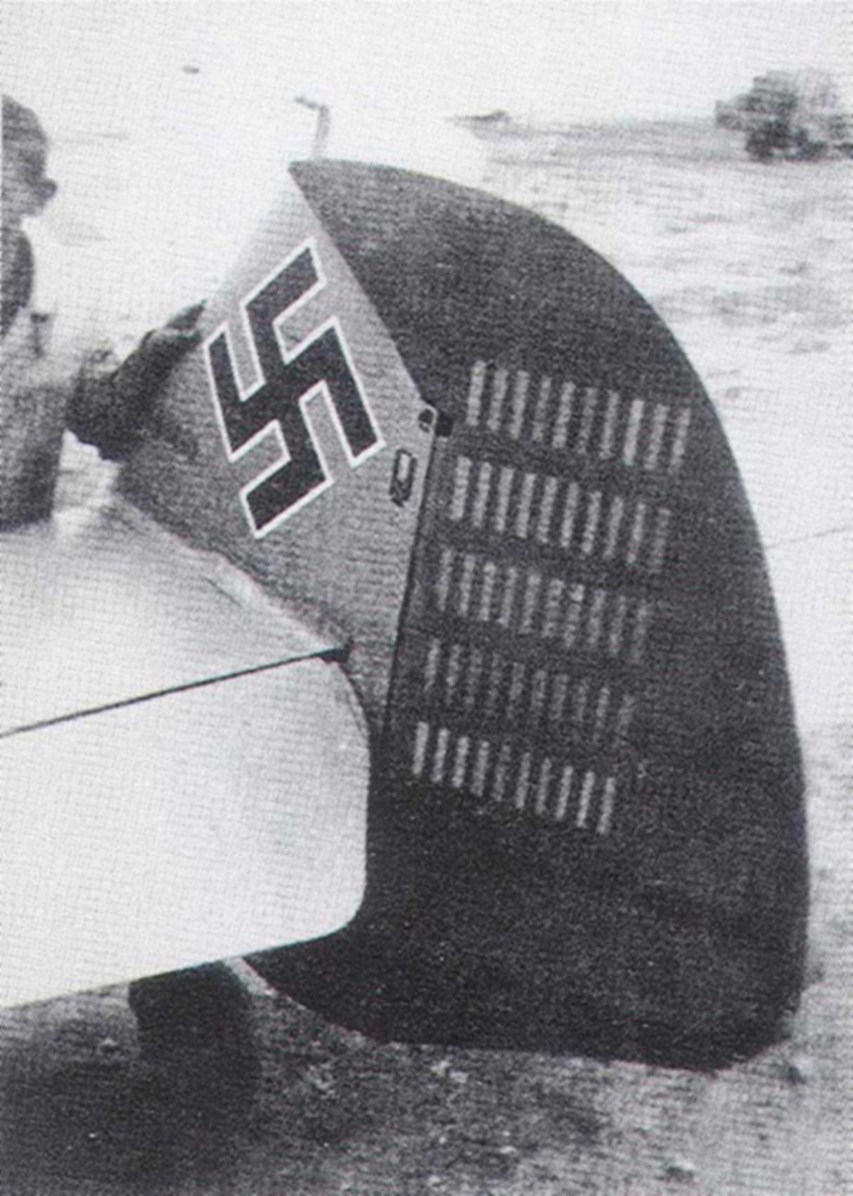 Messerschmitt Bf 109F4Trop 3.JG27 Yellow 14 Hans Joachim Marseille WNr 8693 Martuba Feb 1942 05