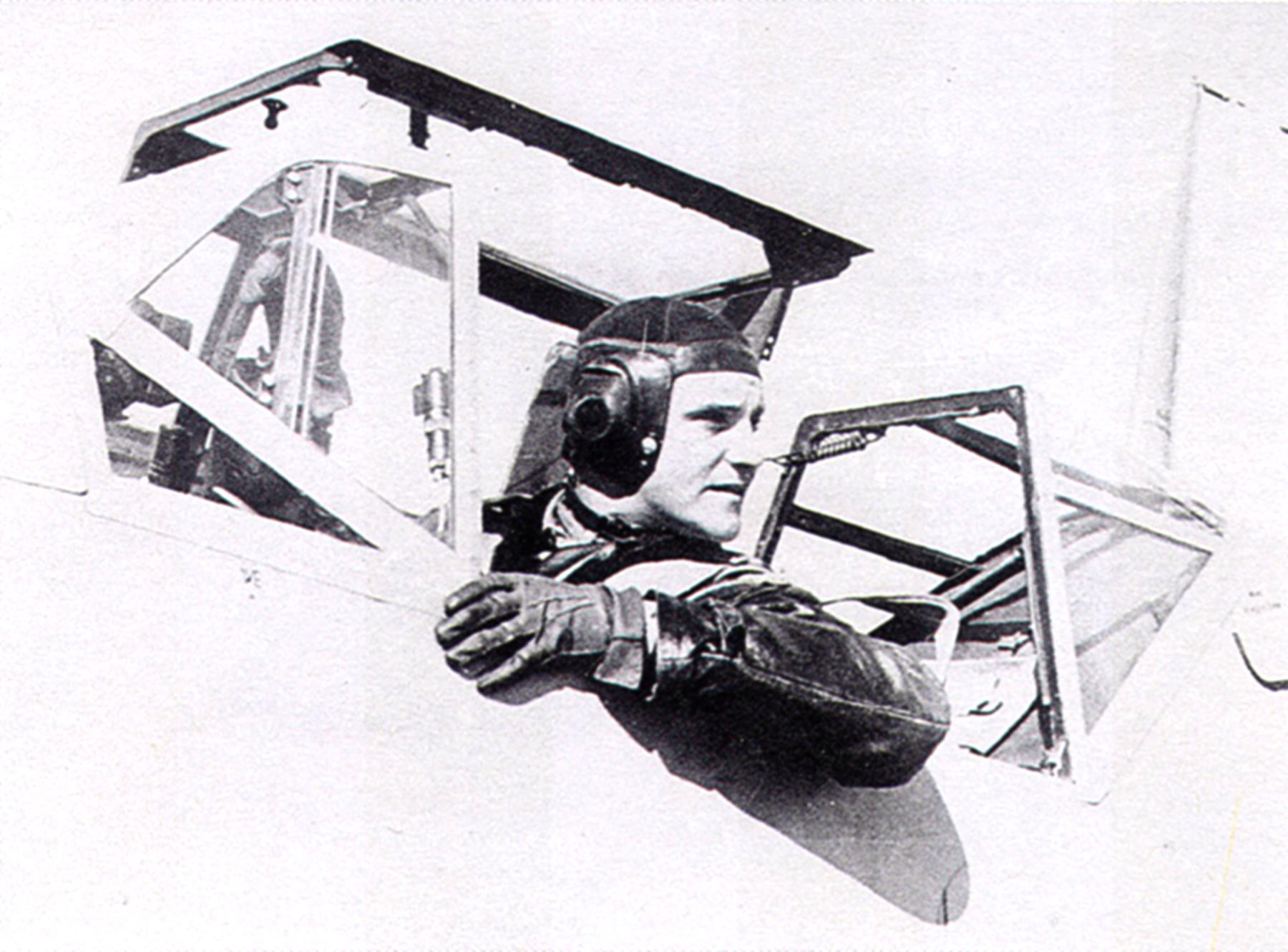 Messerschmitt Bf 109F4Trop 3.JG27 Yellow 14 Hans Joachim Marseille WNr 8693 Martuba Feb 1942 08