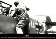 Asisbiz Messerschmitt Bf 109F4Trop 3.JG27 Yellow 14 Hans Joachim Marseille WNr 10059 showing 60 victories May 1942