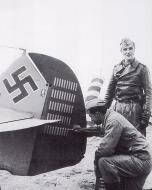 Asisbiz Messerschmitt Bf 109F4Trop 3.JG27 Yellow 14 Hans Joachim Marseille WNr 8693 Martuba Feb 1942 07