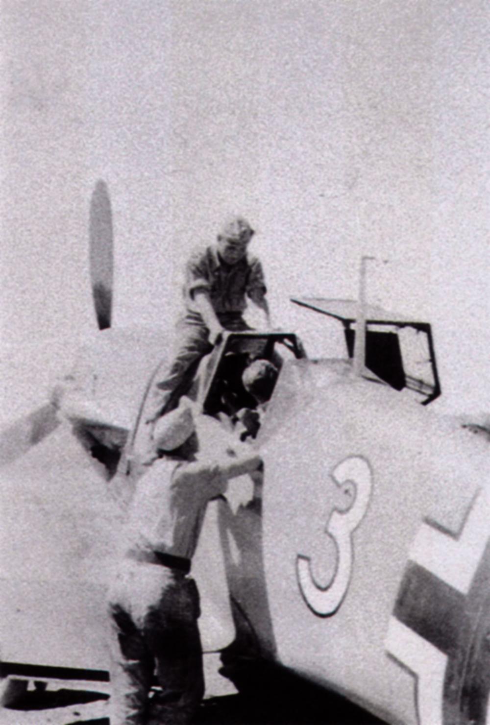 Messerschmitt Bf 109F4Trop 1.JG27 White 3 North Africa 1941 01