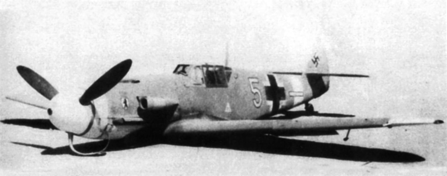 Messerschmitt Bf 109F4Trop 6.JG27 Yellow 5 Gehard Mix WNr 10074 crashed El Alamein Egypt Aug 14 1942 01