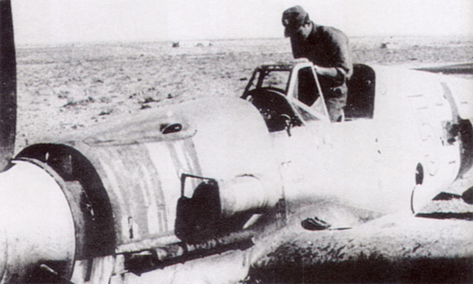 Messerschmitt Bf 109F4Trop 9.JG27 Yellow 5 North Africa 1942 01