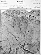 Asisbiz Artwork showing a map of the WWII aerodrome at Martuba Libya 1943 0B