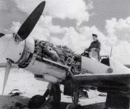 Asisbiz Messerschmitt Bf 109F4Trop 1.JG27 White 1 captured North Africa Nov 1942 01