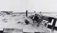 Asisbiz Messerschmitt Bf 109F4Trop 1.JG27 White 5 Albert Espenlaub crash landed El Adem 1941 01