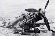 Asisbiz Messerschmitt Bf 109F4Trop 4.JG27 White 5 abandoned North Africa 1942 01