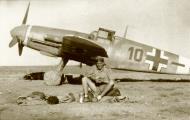 Asisbiz Messerschmitt Bf 109F4Trop 5.JG27 Black 10 North Africa 1942 02
