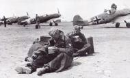 Asisbiz Messerschmitt Bf 109F4Trop 5.JG27 Black 4 Martuba Libya Feb 1942 01