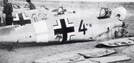 Asisbiz Messerschmitt Bf 109F4Trop 5.JG27 Black 4 Martuba Libya Feb 1942 05