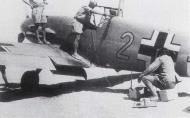 Asisbiz Messerschmitt Bf 109F4Trop 6.JG27 Yellow 2 North Africa August 1942 02
