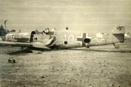 Asisbiz Messerschmitt Bf 109F4Trop 9.JG27 Yellow 10 Bir el Astas 1942 01