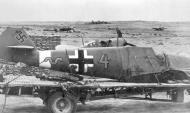 Asisbiz Messerschmitt Bf 109F4Trop 9.JG27 Yellow 4 Andreas Kuhn MIA WNr 7186 Daba Egypt Nov 1942 02