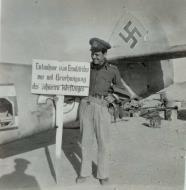 Asisbiz Messerschmitt Bf 109F4Trop 9.JG27 Yellow 9 WNr 8550 abandoned at Bir el Abd 13th Nov 1942 ebay1