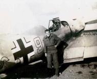 Asisbiz Messerschmitt Bf 109F4Trop 9.JG27 Yellow 9 WNr 8550 abandoned at Bir el Abd 13th Nov 1942 ebay3