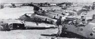 Asisbiz Messerschmitt Bf 109F4Trop abandoned airframes mostly from JG27 Gambut Libya 1942 04